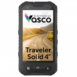 Vasco Traveler Solid 4